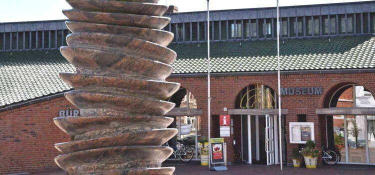 Verkaufssaustellung im Museum Kellinghusen